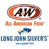 Long John Silver's - A&W