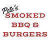Pete's Smoked BBQ & Burgers